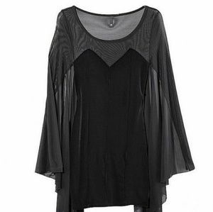 H&M Gothic Halloween dress